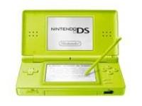 Nintendo DS Lite - Handheld-Spielesystem - grün