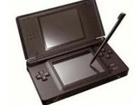 Nintendo DS - Handheld-Spielesystem - schwarz