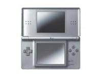 Nintendo DS Lite - Handheld-Spielesystem - Silber