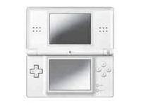 Nintendo DS - Handheld-Spielesystem - silber